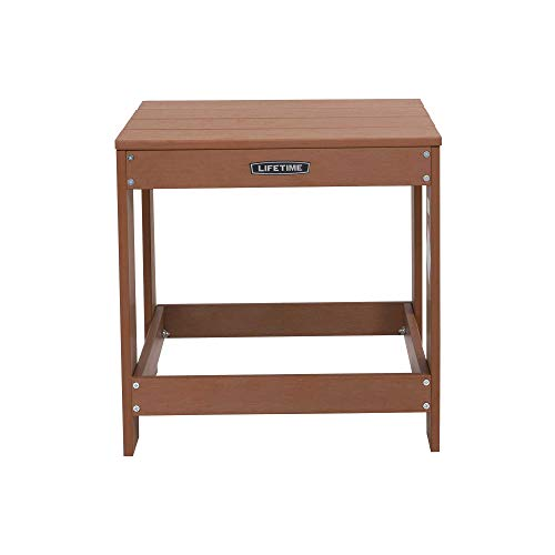 (Lifetime 60246 Adirondack Table)