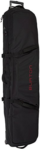 Burton Wheelie Locker Snowboard Bag, True Black, Size 156