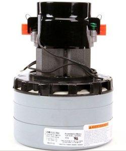 Ametek 120 Volt AC Vacuum Motor 3 Stage for Windsor, Nobles, and Tennant 120V Carpet Extractors - 116764-13 - Windsor Motor