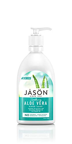 (Jason Aloe Vera Liquid Satin Soap - 16 fl oz)