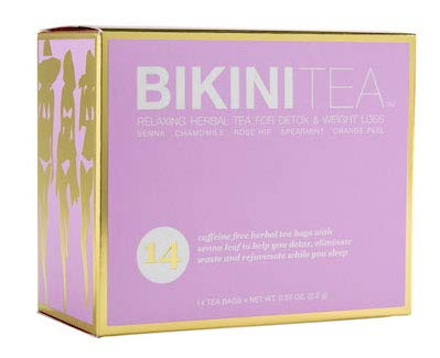 Bikini Tea – Detox & Bloat Reduction