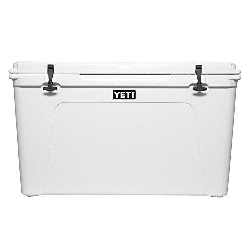 YETI Tundra 210 Cooler, White 10210020000