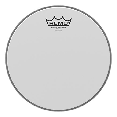 Remo VE0110-00 Vintage Emperor Coated Drum Head (10-Inch) from Remo