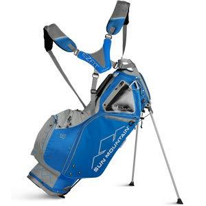 Sun Moutain Golf 2019 4.5 LS 14-Way Stand Golf Bag COBALT-CEMENT (Cobalt-Cement)