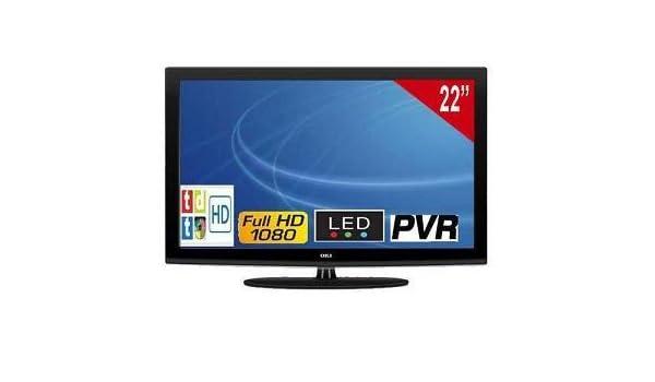 OKI B22E-LED1- Televisión, Pantalla 22 pulgadas: Amazon.es: Electrónica