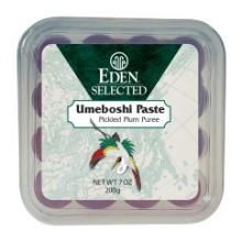 Eden Foods Pickled Umeboshi - Plum Paste, 7.05 Ounce - 6 per case by Eden