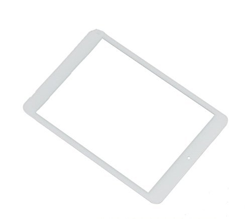 Replacement Digitizer White Touch Screen Panel for