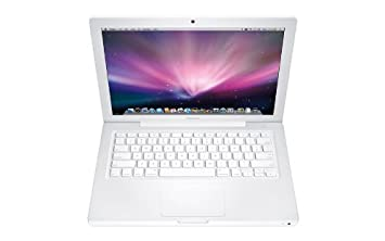 apple macbook. apple a1181 macbook mb403ll 13.3 inch laptop (2.1 ghz intel core 2 duo mobile,