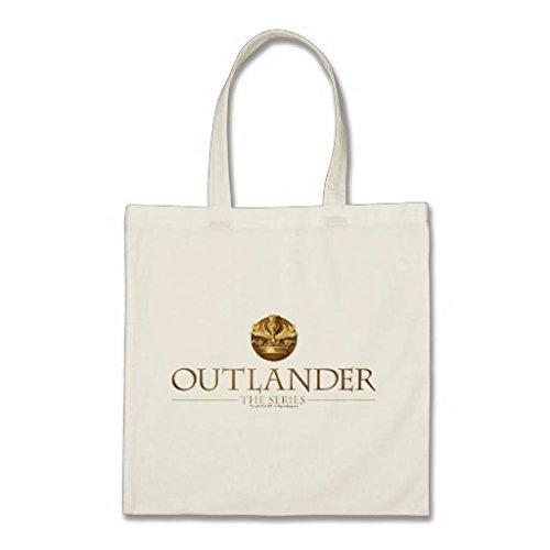 【新発売】 Outlander Title and Crest Crest Tote Outlander Bag by Kiyebn Kiyebn B01F54V7CA, シラタキムラ:110ffa2f --- agiven.com