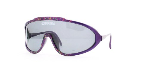 Carrera 5501 80 Purple Authentic Men - Women Vintage - Purple Sunglasses Carrera