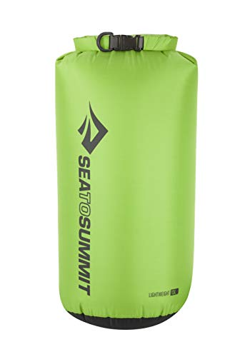 (Sea to Summit Lightweight Dry Sack,Green,Large-13-Liter)