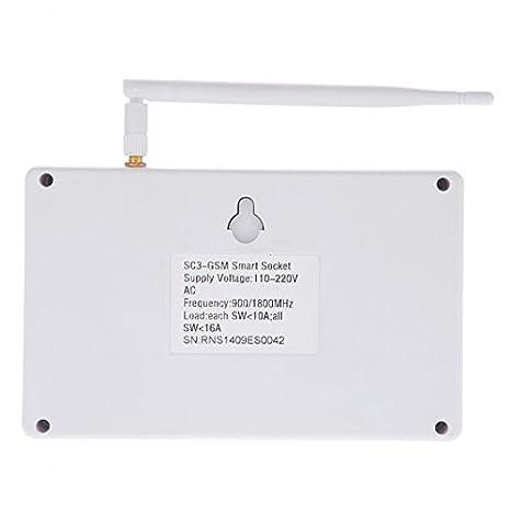 Amazon.com: Kingzer Wireless Mobile teléfono celular PDA GSM ...