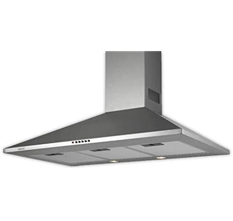 CATA OMEGA 900 - Campana (Empotrable en techo, Canalizado, D, D, F, B): 163.37: Amazon.es: Grandes electrodomésticos