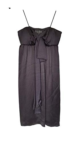 - Nicole Miller Collection Strapless Dress, Black, 0