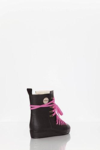 Nokian Footwear by Julia Lundsten - Botas de goma -Lace Up Warm- (Originals) [LUW129] marrón