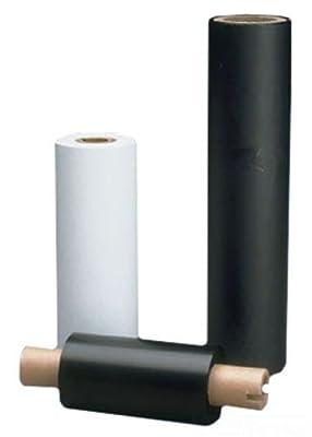 Panduit RMH4BL Printer Ribbon for TPD43M Thermal Transfer Desktop Printer with 4-1/3-Inch Height, Black