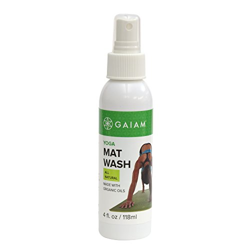 Gaiam Yoga Mat Cleaner Spray