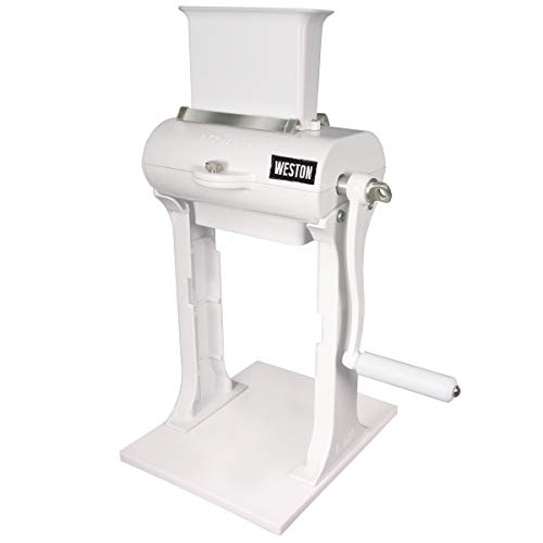 - Weston Manual Heavy Duty Meat Cuber Tenderizer (07-3101-W-A), Sturdy Aluminum Construction, Stainless Steel Blades (Renewed)