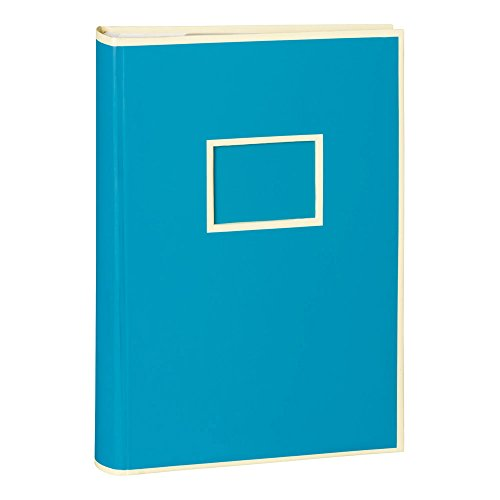 Semikolon 300 Pocket Bound Photo Album, Turquoise (04119)
