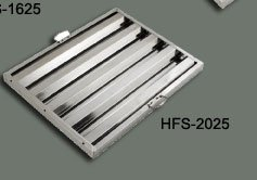 Winco HFS-2025 Hood Filter, 20 by 25-Inch