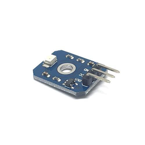 - JIAIIO UV Detection Sensor Module Ultraviolet Ray Module for Arduino Sensor