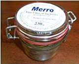 Merro - Sicilian Flat Fillets of Anchovies, (1)- 8.1 oz. Jar by Merro