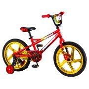 18'' Schwinn Mototrax Boy's Sidewalk Bike, Red by Schwinn (Image #1)