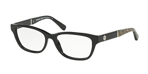 Michael Kors RANIA IV MK4031 Eyeglass Frames 3168-51 - Black
