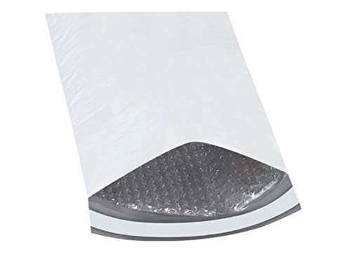 RetailSource B83425PKx1 9 1/2 x 14 1/2'', Bubble Lined Poly Mailers, 8.5'' Height, 16.25'' Length, 11.5'' Width (Pack of 25) by RetailSource