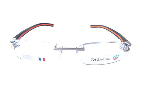 Tag Heuer eyeglasses RX optical frame model TH7643 004 ()