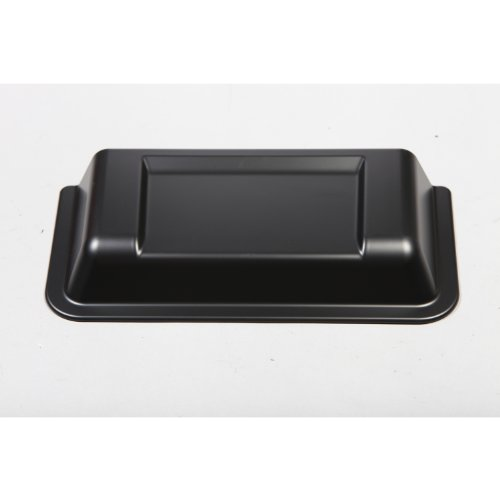 Rugged Ridge 11352.12 Black Hood Scoop