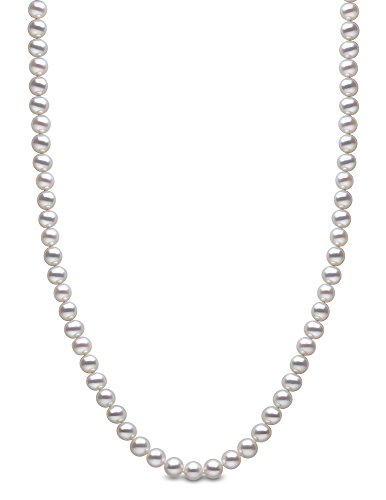 Kimura Pearls - Bracelet - Or blanc - Perle - 61.0 cm - FS8024-w