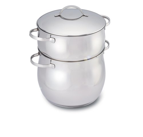 Cuisinox Gourmet 16 Quart Couscous Cooker Pot
