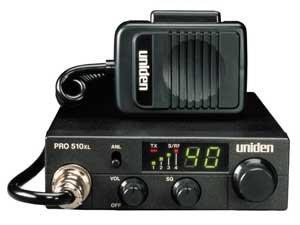 Pro Trucker JK Jeep CB Radio Kit With CB Radio, Firestik Antenna, Radio Mount, Antenna Mount, Stud, Coax, SWR Meter With Jumper Cable, And Mopar Jeep Speaker - Black by Pro Trucker (Image #1)