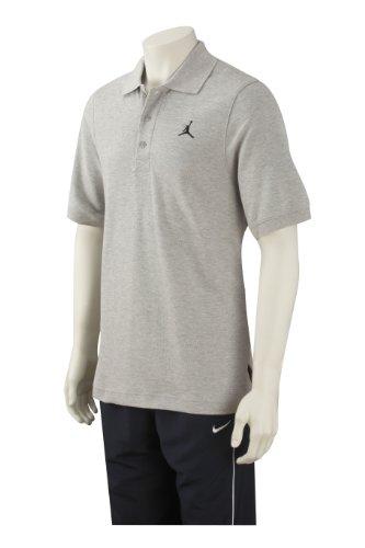 Gris Homme Piqu Jordan Polo Pour Classics wgFYUanq