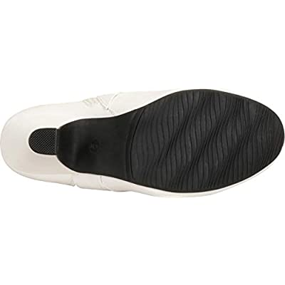 Cambridge Select Women's Slouchy Crisscross Strappy Mid Heel Mid-Calf Boot | Mid-Calf