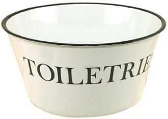 MF Primitive Country Toiletries Enamelware Enamel - Enamelware Primitive