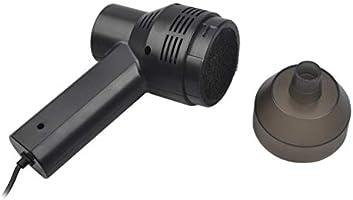 Ventilador portátil del polvo de la cámara del aspirador del USB para la cámara del teclado del ordenador portátil del animal doméstico: Amazon.es: Oficina y papelería