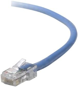 blue for Omniview SMB 1x16 SMB 1x8 M CAT 5e Belkin A3L791-20-BLU Patch cable - RJ-45 M OmniView SMB CAT5 KVM Switch OmniView IP 5000HQ RJ-45 - 20 ft B2B