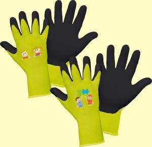44280c63a7849e Nylon Kinderhandschuh Größe 3 L+D Griffy TEKLA 14913-3 1 Paar Handschuhe
