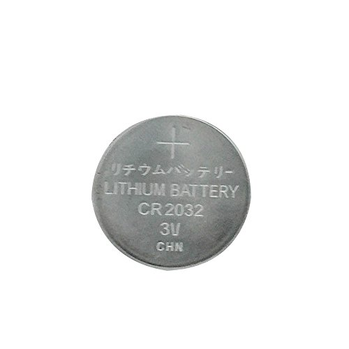 MJKAA 2032 Battery CR2032 Button Cell Batteries DL2032 KCR2032 5004LC ECR2032( 50 pieces ) by MJKAA (Image #1)