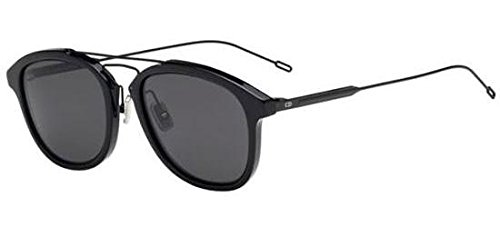 DIOR HOMME Men CD BLACKTIE227S 52 Sunglasses ()