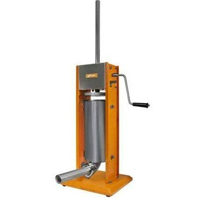 Weston 86-1101-W 2 Speed Vertical Sausage Stuffer, 11 - Vertical Sausage Lb 11