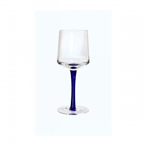 (Denby Glass Malmo White Wine Glass, Pack of 2,)