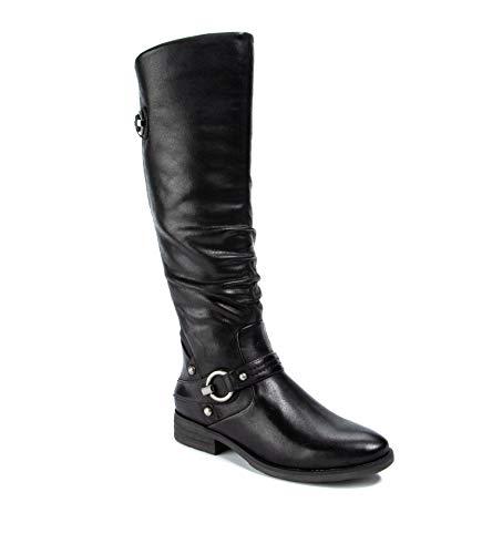 BareTraps Women's Athalia Boot Black 7 M from BareTraps