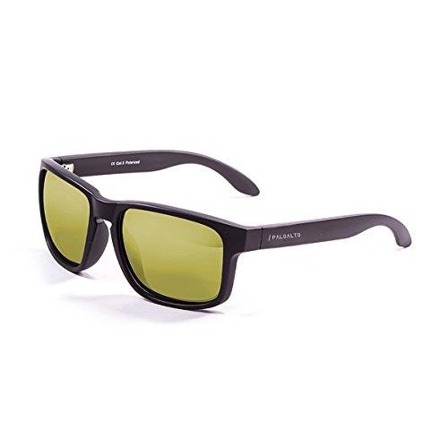 Paloalto Sunglasses Inspiration IV Lunettes de Soleil Mixte Adulte, Shiny Black