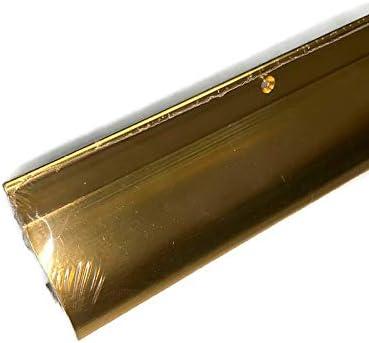 Drip Cap 2 Wide 6 FT Long, Gold