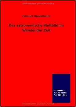 Book Das astronomische Weltbild im Wandel der Zeit