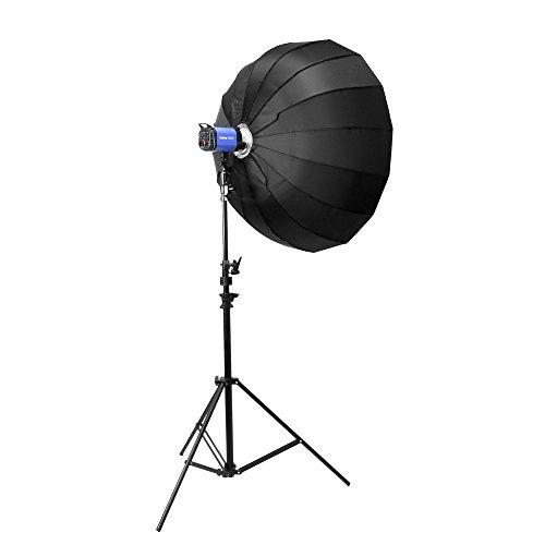 Selens 42''/105cm Hexadecagon Portable Quick Folding Speedlite, Studio Flash, Speedlight Umbrella Softbox with Bowens Speedring Mount for Photo Studio Lighting Flash Light by Selens (Image #5)