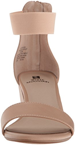 Sand Expert US WHITE MOUNTAIN Dress 8 Sandal Women M XaqpU